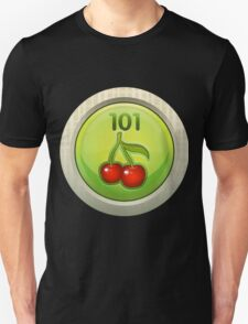 Glitch Achievement entrylevel fruit tree harvester Unisex T-Shirt