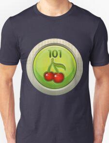 Glitch Achievement entrylevel fruit tree harvester T-Shirt