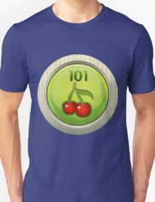 Glitch Achievement entrylevel fruit tree harvester Unisex T-Shirt