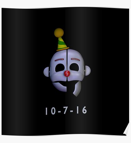 Ennard Sister Location Release Date Poster