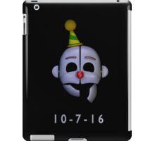 Ennard Sister Location Release Date iPad Case/Skin