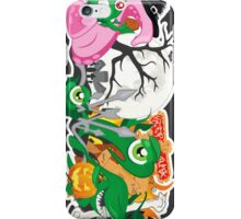 Skqwerkle - Trick or treat iPhone Case/Skin