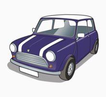 Classic Mini #6 by Neil Davies