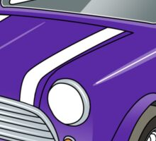 Classic Mini #6 Sticker