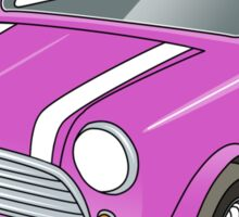 Classic Mini #7 Sticker