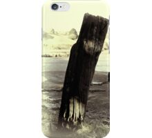 Old Mooring Post iPhone Case/Skin