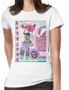 Survival tricks  Womens Fitted T-Shirt