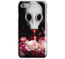 Floral Mask iPhone Case/Skin
