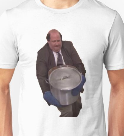 Kevin the Office Chili Unisex T-Shirt
