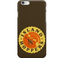 Island Hoppers /yellow iPhone Case/Skin