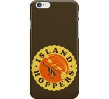 Island Hoppers /yellow iPhone Case/Skin