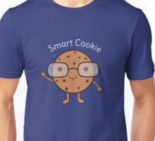 Funny Kawaii Smart Cookie  Unisex T-Shirt