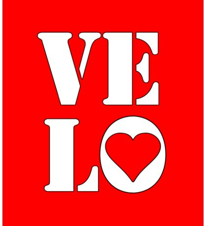 VELO / LOVE STICKER Sticker
