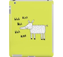 Wild Bore iPad Case/Skin