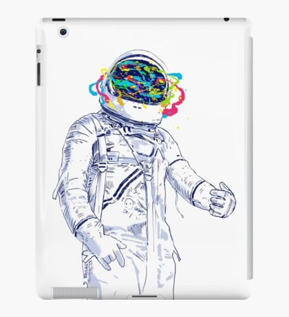creative space iPad Case/Skin