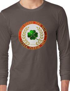 Alfa Romeo TIPO 333 TARGA FLORIO 1971 Badge Long Sleeve T-Shirt