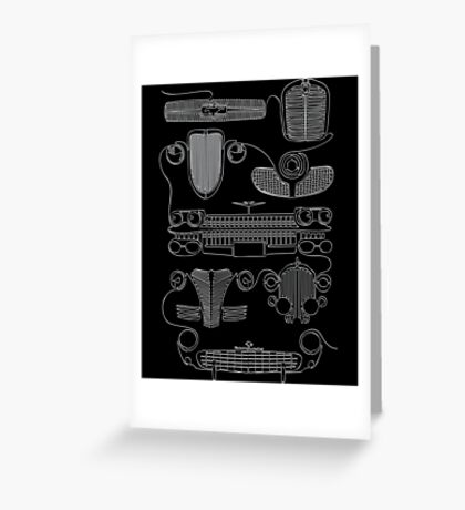 Classic Grills Greeting Card