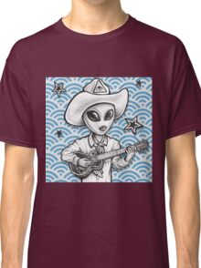 'The Space Cowboy' Classic T-Shirt
