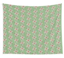 Flower and Grape Wall Tapestry