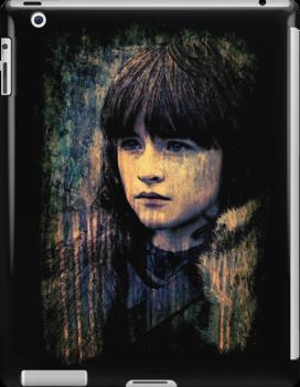 Bran Stark by David Atkinson