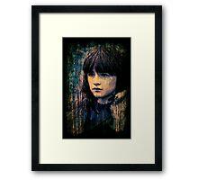 Bran Stark Framed Print