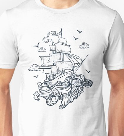 Oh Sailor ! Unisex T-Shirt