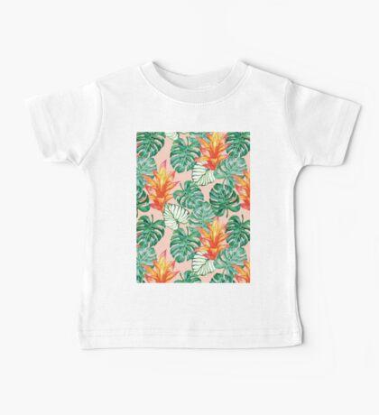 Gentle tropical peach Baby Tee
