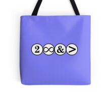 To Infinity and... Tote Bag