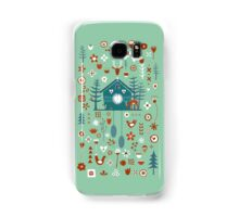 Cuckoo Clock Samsung Galaxy Case/Skin