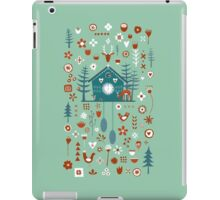 Cuckoo Clock iPad Case/Skin