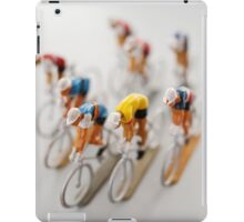 Cyclists 1 iPad Case/Skin