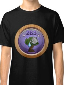 Glitch Achievement extremely promising tree hugger Classic T-Shirt