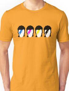 CMYK Stardust Unisex T-Shirt