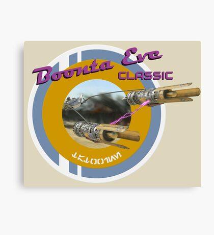 Boonta Eve Classic Canvas Print