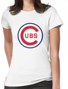 Cubs Always Womens Fitted T-Shirt
