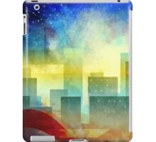 Minimalist, abstract colorful Urban design iPad Case/Skin