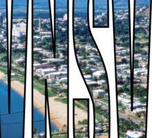 Townsville Sticker