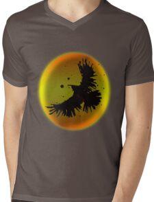 Dark Crow Mens V-Neck T-Shirt