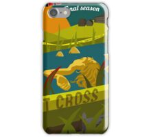 It Only Ends One Way iPhone Case/Skin