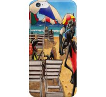 Birds on the Beach iPhone Case/Skin
