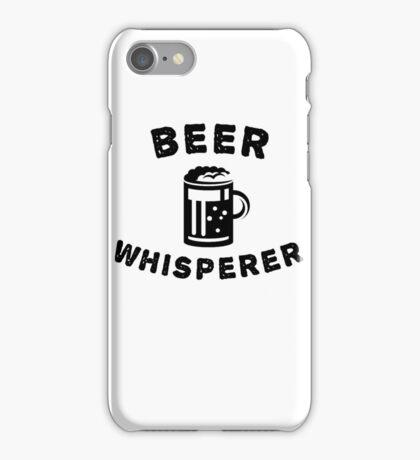 Beer Whisperer  iPhone Case/Skin