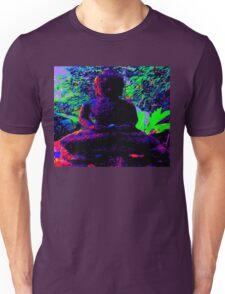 PEACEFUL BUDDHA Unisex T-Shirt