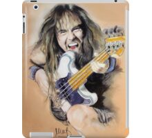 Steve Harris iPad Case/Skin