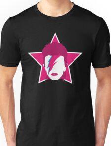 The Pink Starman Unisex T-Shirt