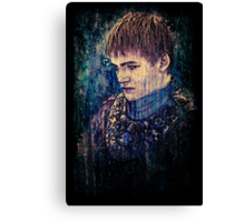 Joffrey Baratheon Canvas Print