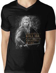 Lagertha t shirt Mens V-Neck T-Shirt