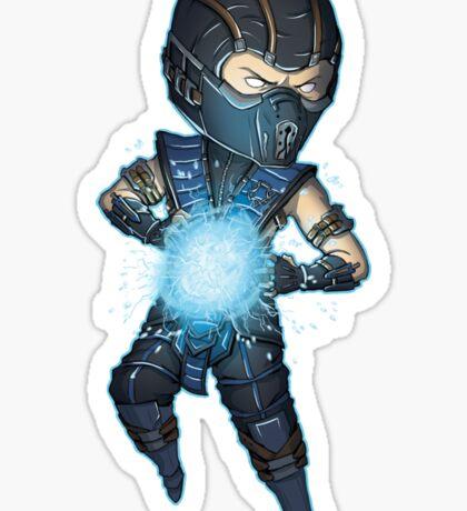 Mortal Kombat • Sub Zero Sticker