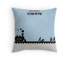 Stand by Me Throw Pillow