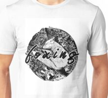 Foxing Illustrated Unisex T-Shirt