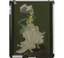 Runaway Bride of Frankenstein iPad Case/Skin